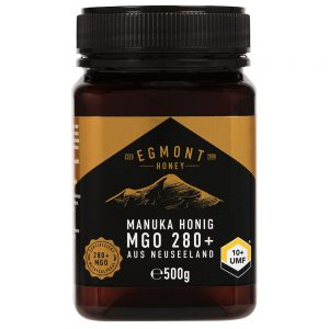 Egmont Honey Manuka Honig MGO 280+ 500g