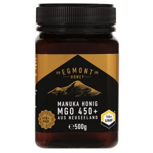 Egmont Honey Manuka Honig MGO 450+ 500g