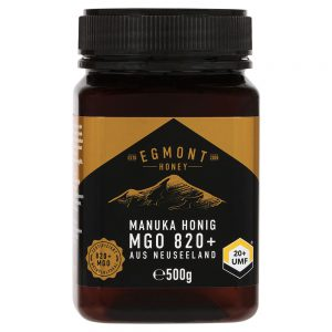 Egmont Honey Manuka Honig MGO 820+ 500g