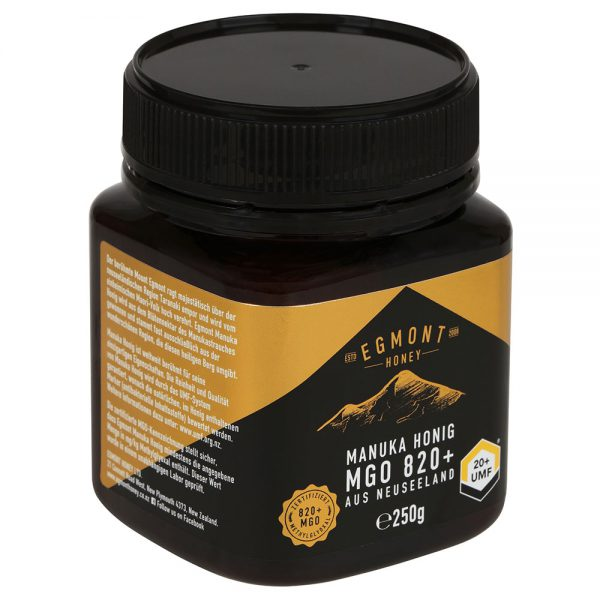 Egmont Honey Manuka Honig MGO 820+ 250g